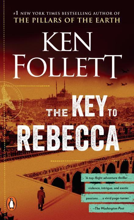 The Key to Rebecca als Taschenbuch