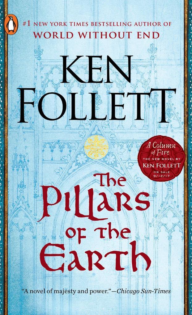 The Pillars of the Earth als Taschenbuch