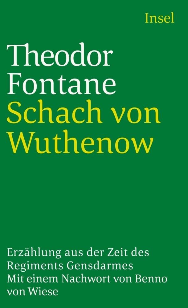 Schach von Wuthenow als Taschenbuch