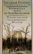 Wanderungen durch die Mark Brandenburg 8