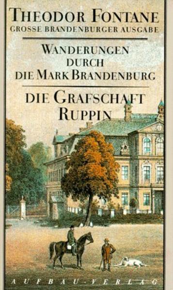 Wanderungen durch die Mark Brandenburg 1 als Buch