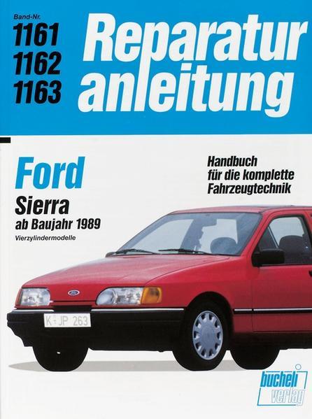 Ford Sierra (ab 1989) als Buch