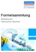 Formelsammlung Metallberufe, Technischer Zeichner