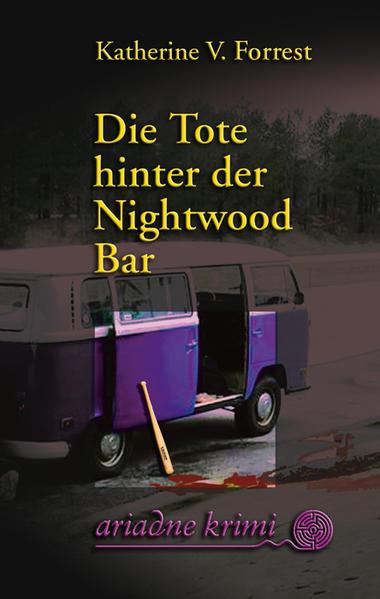 Die Tote hinter der Nightwood Bar als Taschenbuch