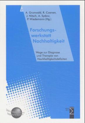 Forschungswerkstatt Nachhaltigkeit als Buch