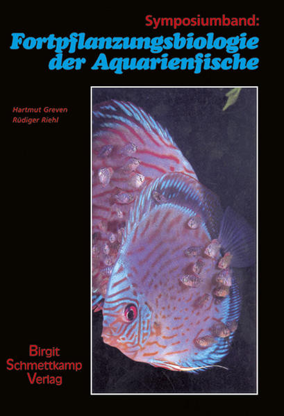 Fortpflanzungsbiologie der Aquarienfische 1 als Buch