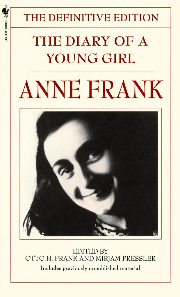 The Diary of a Young Girl als Buch