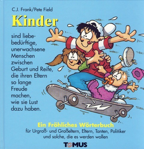 Kinder. Ein fröhliches Wörterbuch als Buch