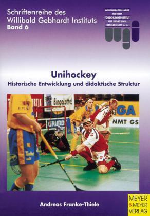 Unihockey als Buch