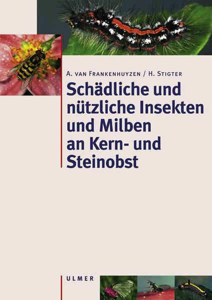 Schädliche und nützliche Insekten und Milben an Kern- und Steinobst als Buch (gebunden)