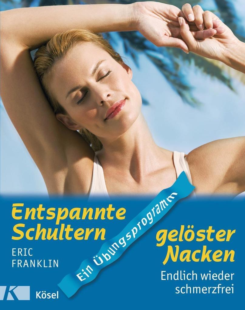 Entspannte Schultern, gelöster Nacken als Buch