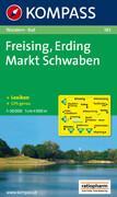 Freising - Erding - Markt Schwaben 1 : 50 000