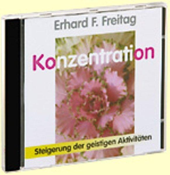 Konzentration. CD als Hörbuch CD