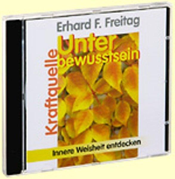 Kraftquelle Unterbewußtsein. CD als Hörbuch CD