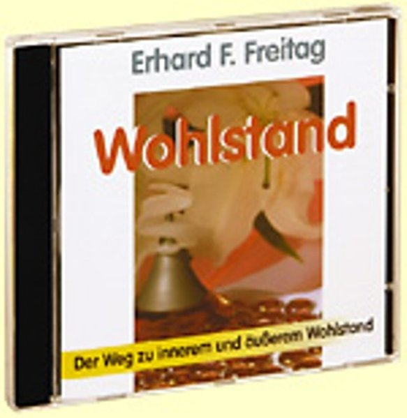 Wohlstand. CD als Hörbuch