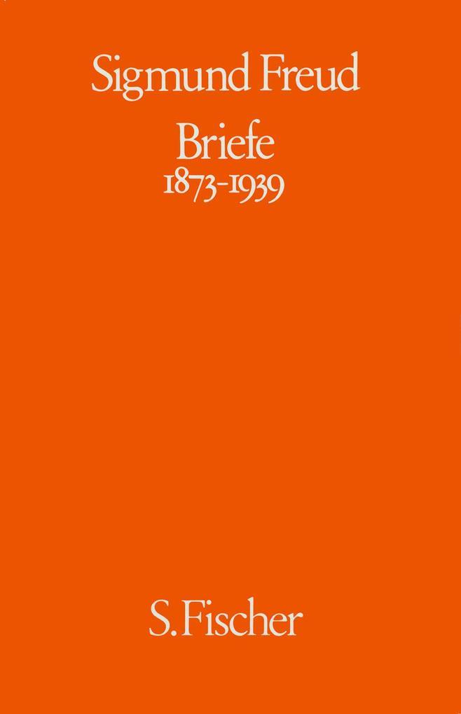 Briefe 1873 - 1939 als Buch