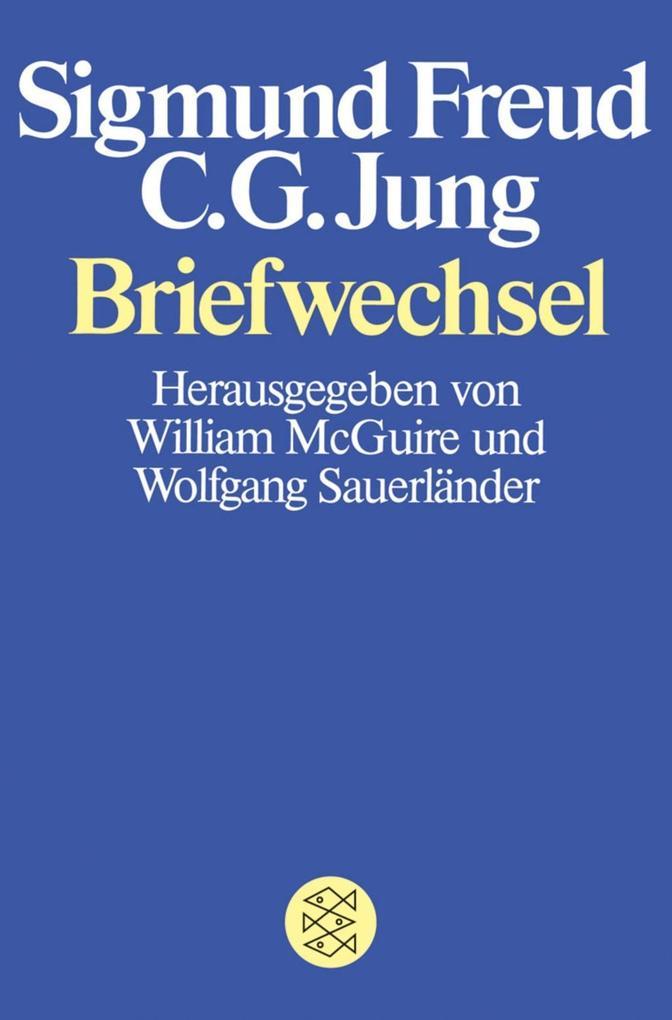 Briefwechsel Freud / Jung als Taschenbuch