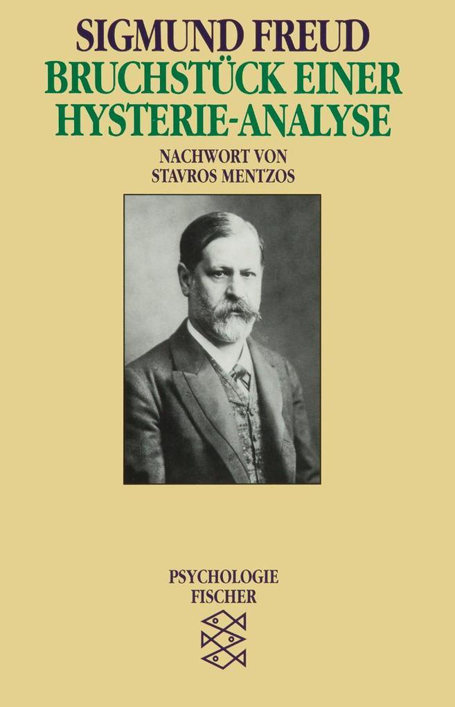 Bruchstück einer Hysterie-Analyse als Taschenbuch