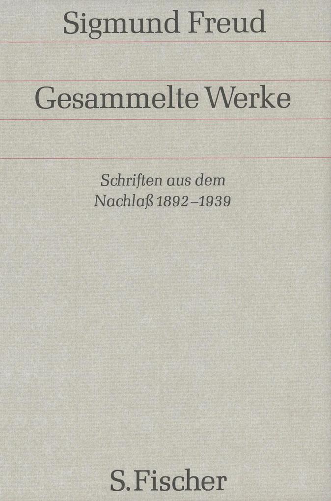 Schriften aus dem Nachlaß 1892-1938 als Buch