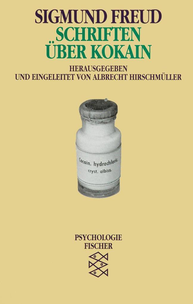 Schriften über Kokain als Taschenbuch