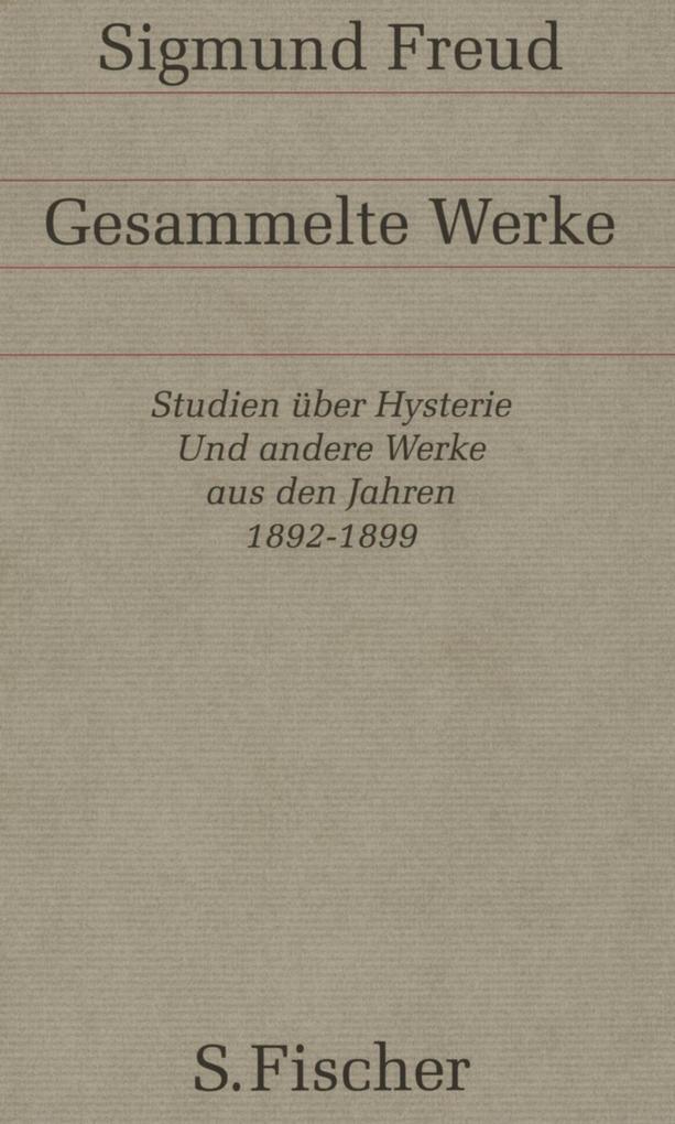 Werke aus den Jahren 1892-1899 als Buch