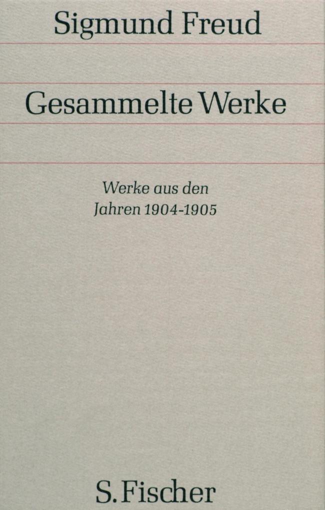 Werke aus den Jahren 1904-1905 als Buch