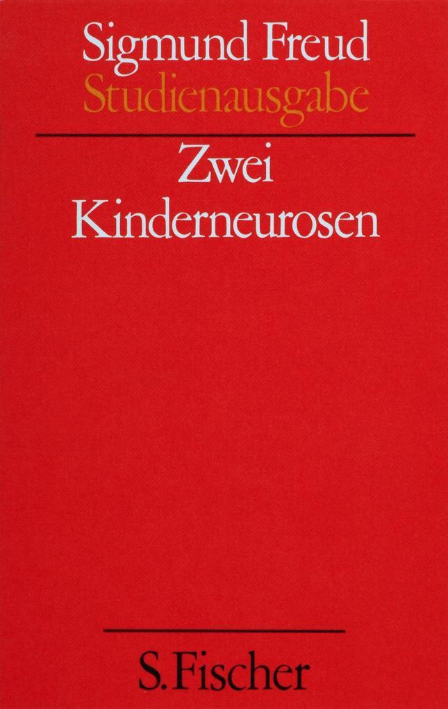 Zwei Kinderneurosen als Buch