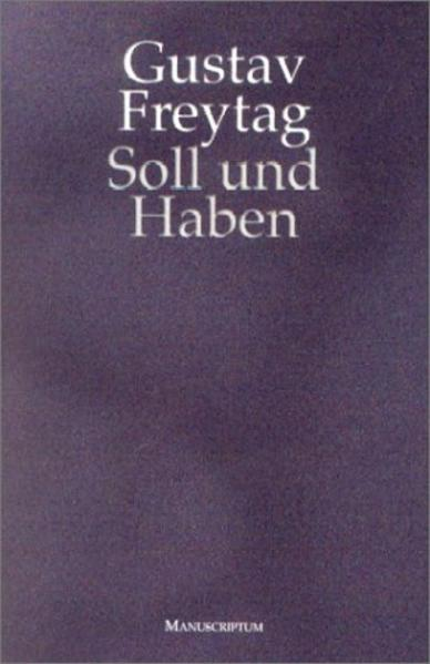 Soll und Haben als Buch