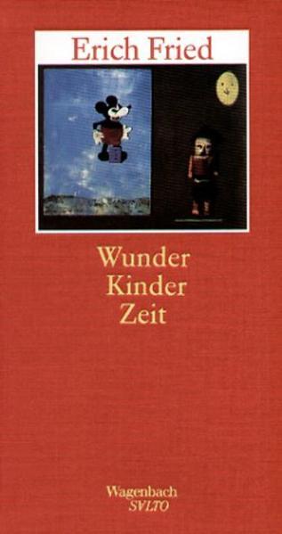Wunder Kinder Zeit als Buch