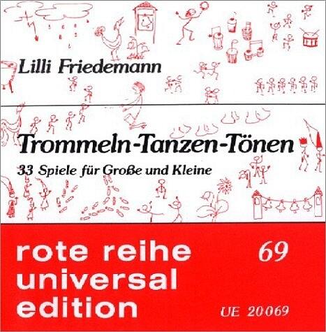 Trommeln - Tanzen - Tönen als Buch