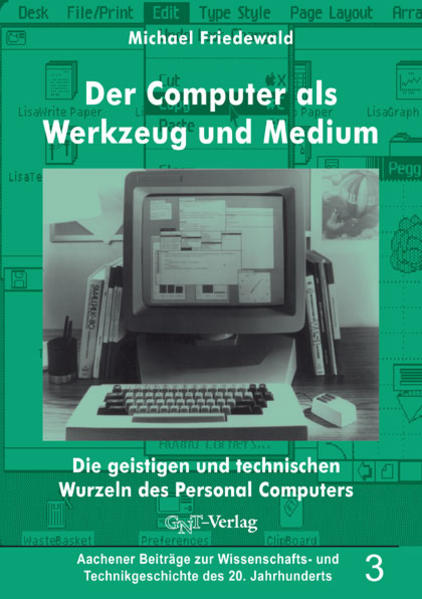 Der Computer als Werkzeug und Medium als Buch
