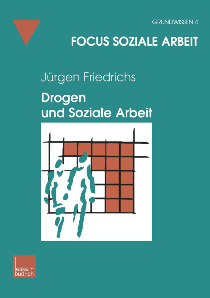 Drogen und Soziale Arbeit als Buch
