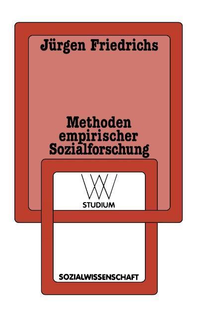 Methoden empirischer Sozialforschung als Buch