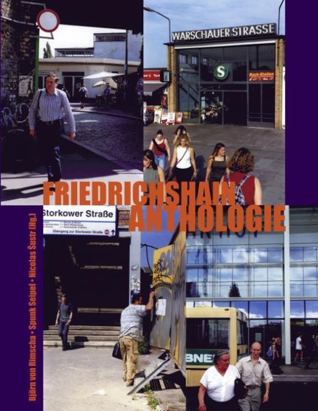 Friedrichshain-Anthologie als Buch