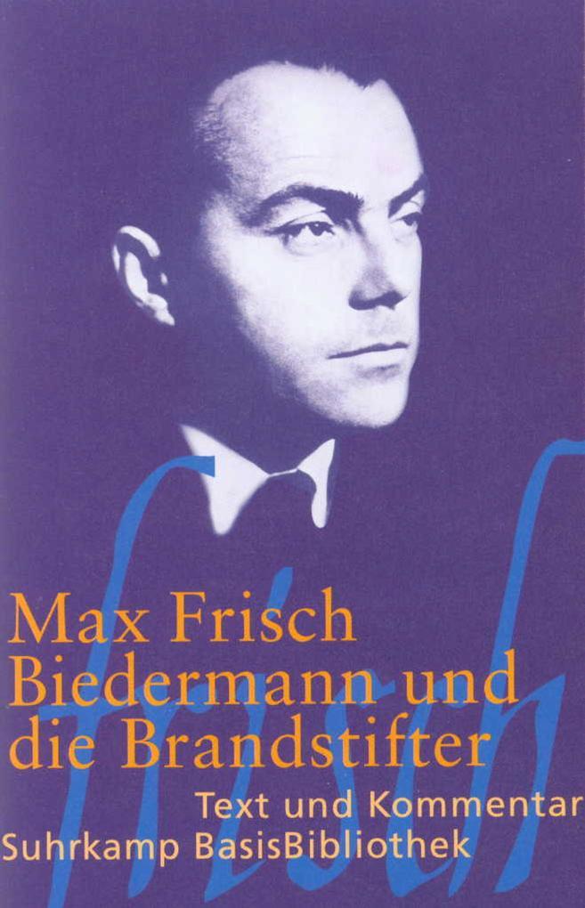 Biedermann und die Brandstifter als Taschenbuch