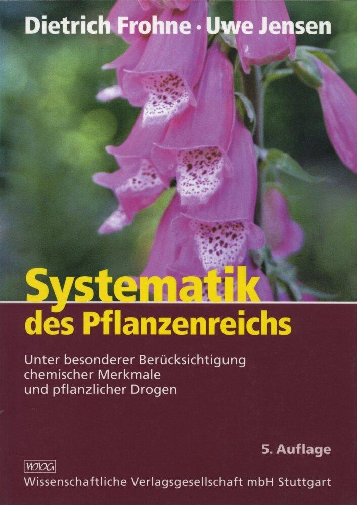 Systematik des Pflanzenreichs als Buch