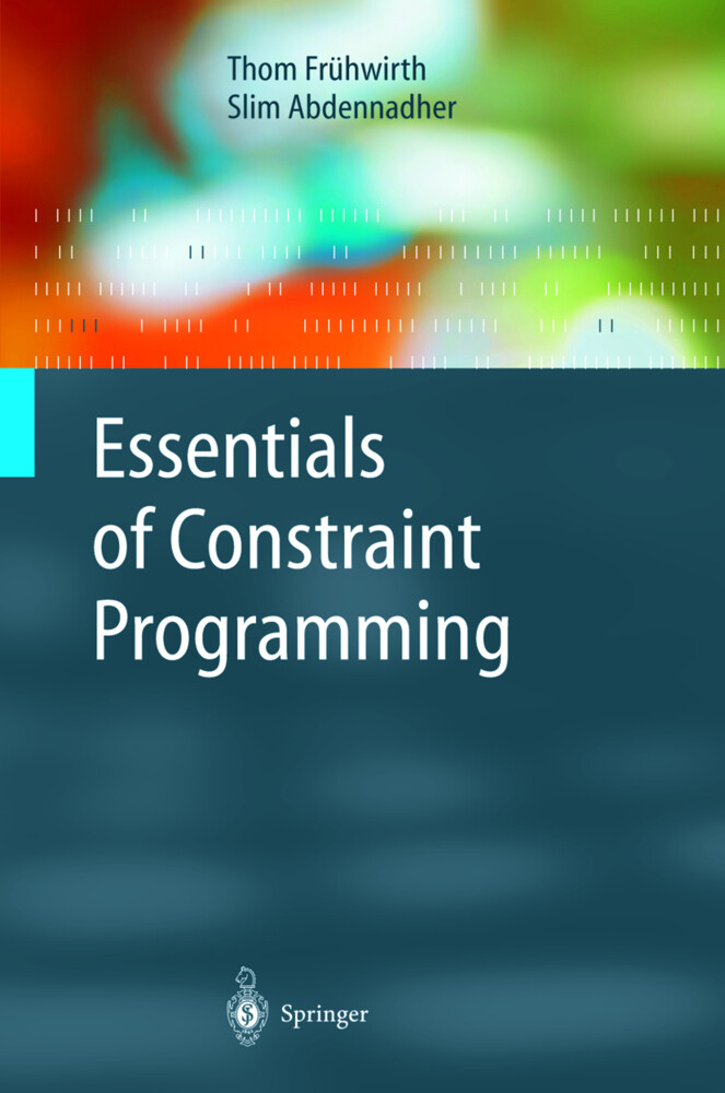 Essentials of Constraint Programming als Buch