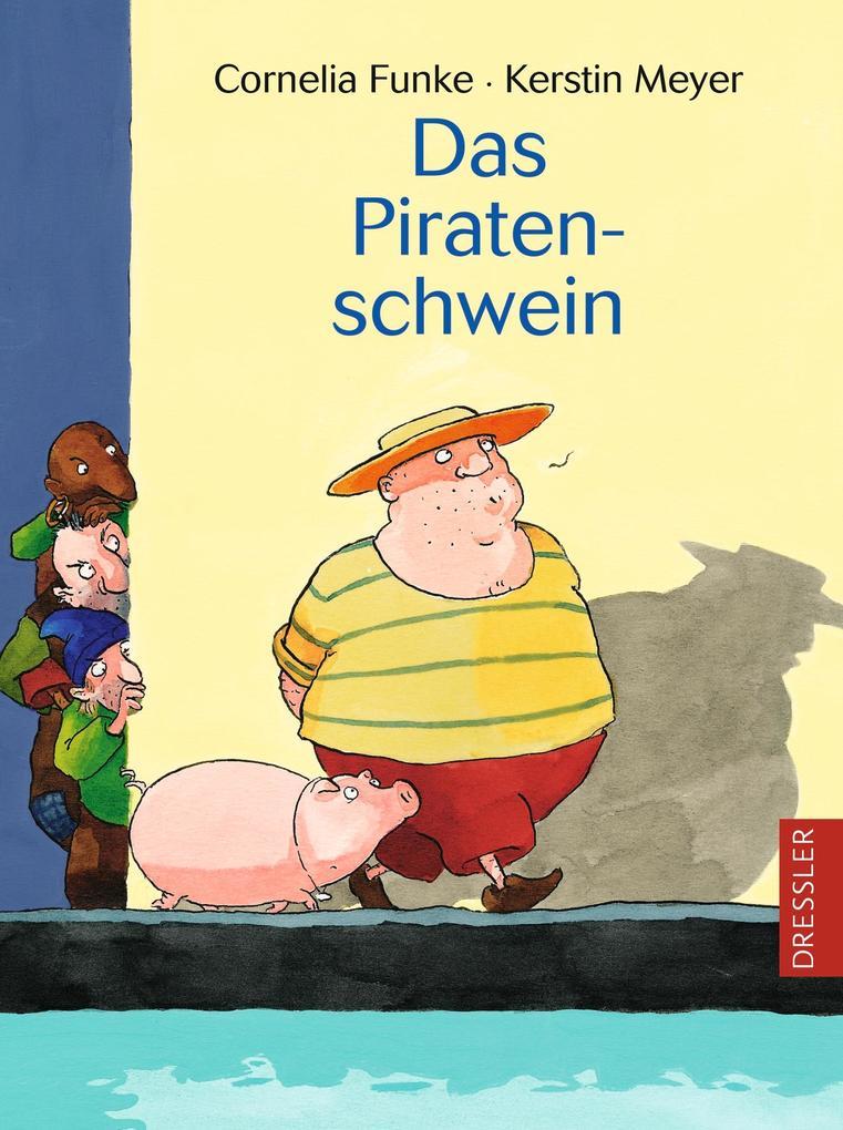 Das Piratenschwein als Buch