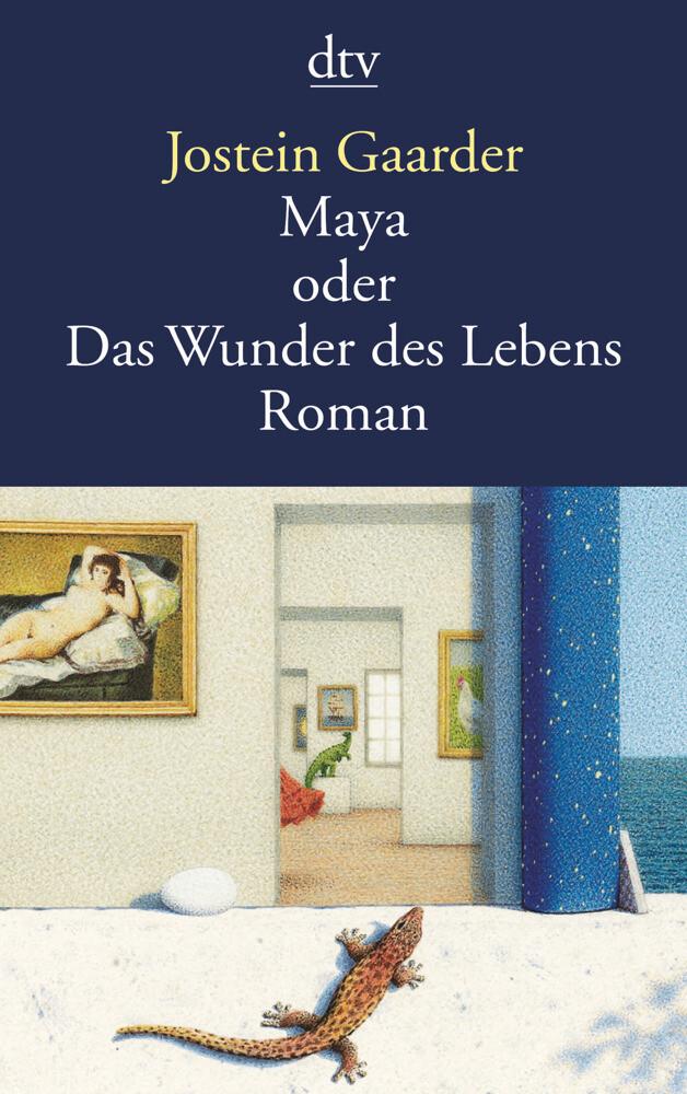 Maya oder Das Wunder des Lebens als Taschenbuch