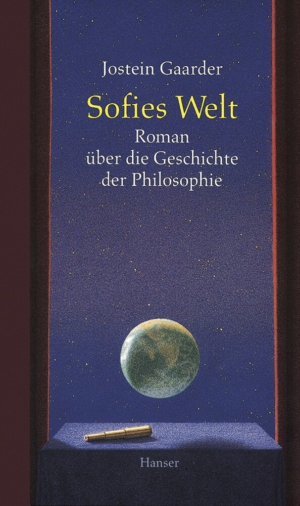 Sofies Welt als Buch
