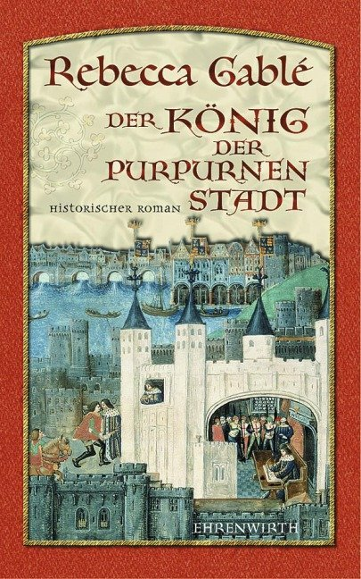 Der König der purpurnen Stadt als Buch