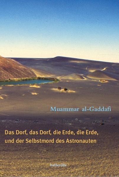 Das Dorf, das Dorf, die Erde, die Erde und der Selbstmord des Astronauten als Buch