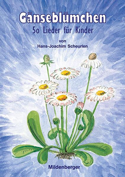 Gänseblümchen, Liederbuch als Buch (gebunden)