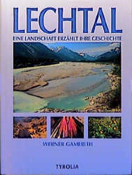 Lechtal als Buch