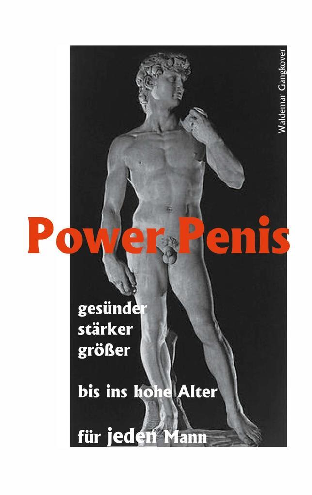 Power Penis als Buch
