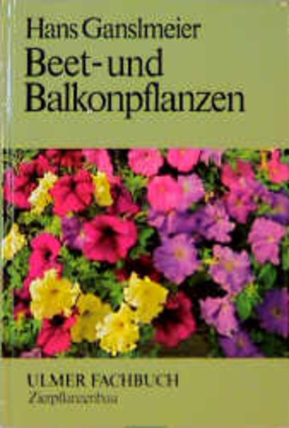 Beet- und Balkonpflanzen als Buch