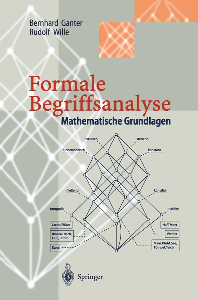 Formale Begriffsanalyse als Buch