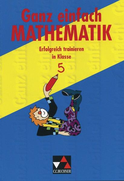 Ganz einfach Mathematik 5 als Buch