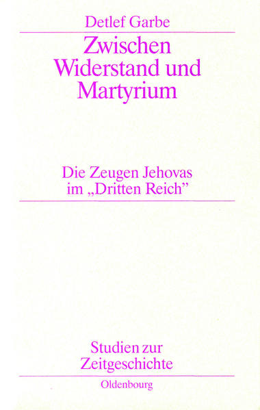 Zwischen Widerstand und Martyrium als Buch