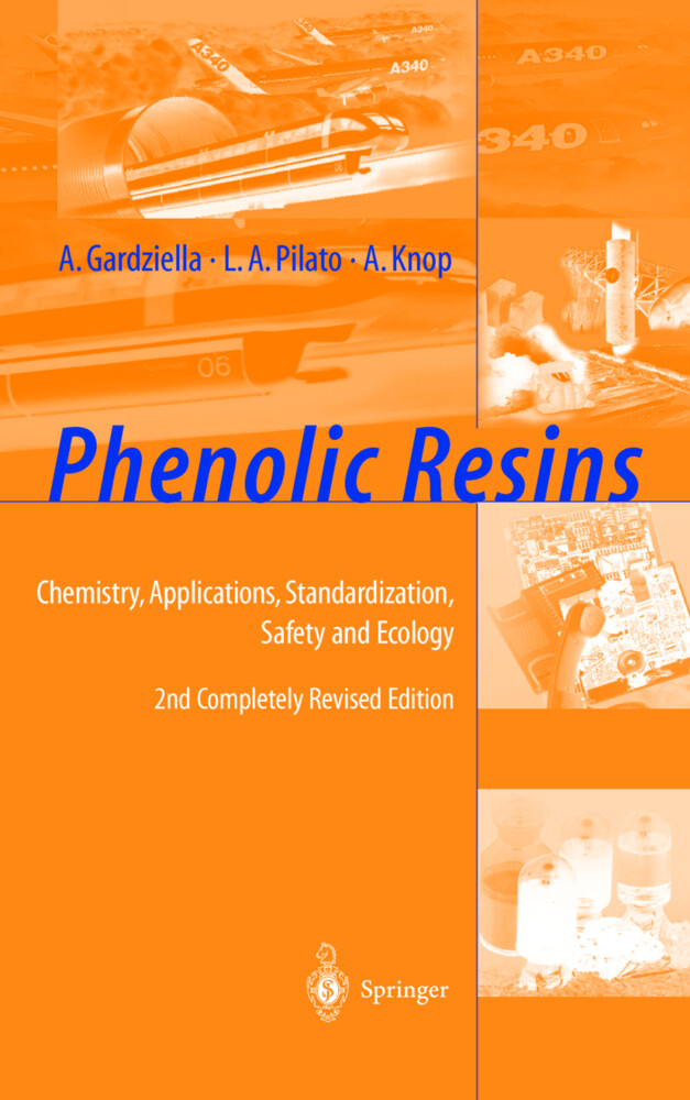 Phenolic Resins als Buch
